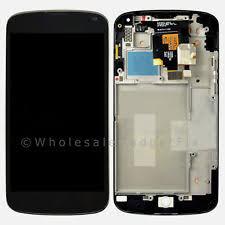 OEM LG E960 Google Nexus 4 LCD Touch Digitizer Screen ...