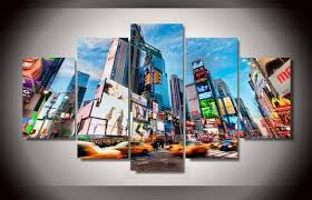 <b>HD Printed</b> new york <b>city</b> Painting on canvas room decoration <b>print</b> ...