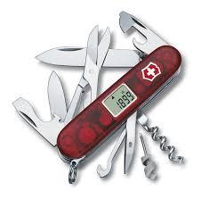 Купить складной туристический <b>нож</b> Victorinox <b>Traveller</b>, <b>91 мм</b> ...