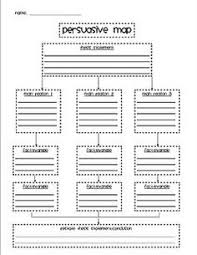 writing graphic organizers graphics and opinion writing on pinterest persuasive map