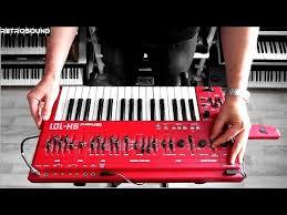 <b>Roland SH</b>-<b>101 Analog Synthesizer</b> - Famous 70s & 80s <b>Synth</b> ...