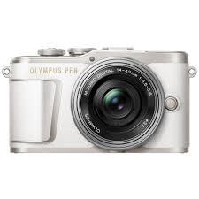 <b>Фотоаппарат Olympus PEN</b> E-PL9 kit 14-42mm f/3.5-5.6 EZ, белый ...