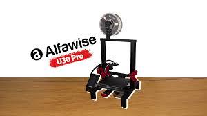 <b>Alfawise</b> U30 Pro Review: A Large Scale Touchscreen 3D Printer ...
