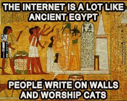 Ancient Egypt Memes. Best Collection of Funny Ancient Egypt Pictures via Relatably.com