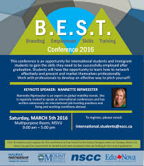 best branding employment skills training conference nscc best conference poster 2016 12 2016 nscc