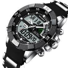 Best value <b>New Brand Mens</b> Time Zone Dual – Great deals on <b>New</b> ...