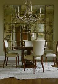 Large Dining Room Mirrors Formal Wooden Brown Modern Contemporary Dining Room Sets Modern