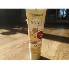 Отзывы о <b>Пилинг</b>-<b>скатка для лица</b> Compliment Snail vital ...