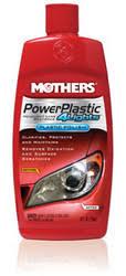 Mothers <b>Очиститель</b>-<b>полироль</b> для пластиковых <b>фар</b> и деталей ...