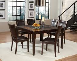 dining room sets ikea: cool open plan dining room design with contemporary wall pictures and huge bay windows classic ikea dining room sets