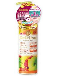 «<b>Пилинг гель</b>-гоммаж с фруктовыми кислотами <b>DetClear</b> Bright ...