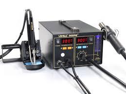 <b>Паяльная станция Yihua</b> 908 Portable - Чижик