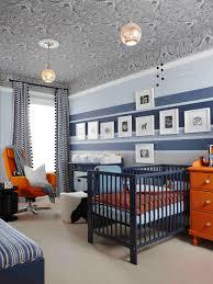 nursery silver decor e