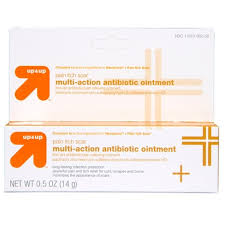 <b>Multi</b>-<b>Action</b> Antibiotic First Aid Ointment - .5oz - Up&Up™ : Target