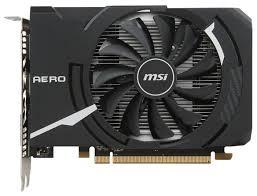 <b>Видеокарта MSI Radeon RX</b> 550 1203Mhz PCI-E 3.0 4096Mb ...
