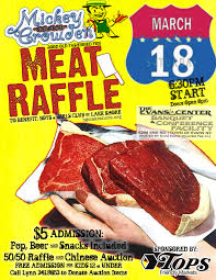meat raffle next weekend boys girls club of lake shore