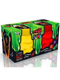 <b>Вязкая масса</b> Ручной лизун серия Mega Stretch Slime <b>Danko Toys</b> ...