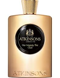<b>ATKINSONS</b> - <b>Her Majesty the</b> Oud eau de parfum 100ml ...