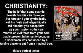Bad Theology: Tumblr Theology That Makes Me Facepalm: Zombie Jesus ... via Relatably.com