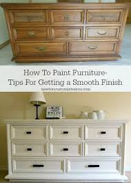 how to paint furniture tips for getting a smooth finish from newtoncustominteriorscom bedroom furniture makeover