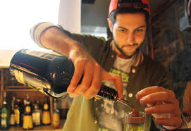 montreal s bartenderone aims to teach you the best bartending the course also takes a day to teach students some flair bartending and you ve really got to swap your butterfingers for some spidey skills to master this