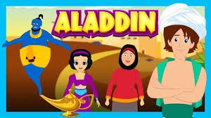 <b>ALADDIN</b> AND THE <b>MAGIC LAMP</b> - Story For Kids || ARABIAN ...
