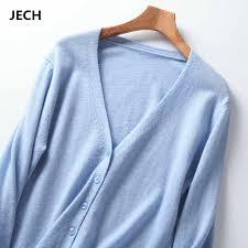 Detail Feedback Questions about JECH 2018 <b>Women</b> V Neck Wool ...