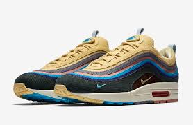 <b>Nike Air Max</b> 1/97 Sean Wotherspoon <b>Official</b> Release Information
