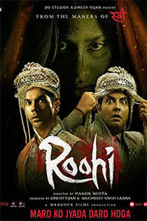 Download Roohi (2021) [Hindi DD5.1] Full Movie WEB-DL 480p | 720p