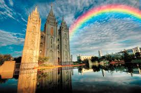 Image result for image for mormons hate gays