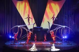 Resultado de imagem para cirque du soleil varekai