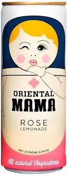 <b>Oriental Mama</b> натуральный безалкогольный газированный ...