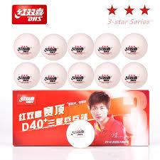 <b>DHS</b> Original Table tennis <b>balls 3 star</b> d40+ <b>balls</b> for table tennis 3 ...
