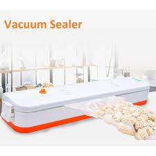Vacuum <b>Sealer</b> Fresh Food Saver <b>Vacuum Packaging</b> Sealing ...