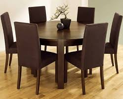 polished oak wood compact dining table set amazing dark oak dining