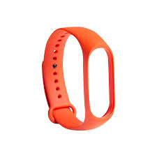 [<b>Mi Band</b> 3 <b>Strap</b> (<b>Mi</b> Smart <b>Band</b> 4 Compatible) Electric Orange ...