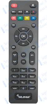 Купить <b>Пульт</b> к <b>Selenga</b> HD950D, T42D, T81D для приставки