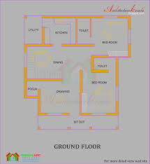 Kerala Style House Plan And Elevations   So Replica HousesKerala Style House Plan And Elevations