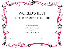 printable gift certificate template printable gift award 7 best images of microsoft award certificate templates microsoft templates certificate
