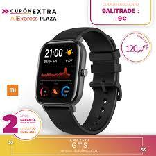 (0% Off) Comprare Piazza Garantía <b>Amazfit Gts</b> Reloj Inteligente ...