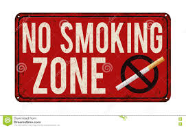 <b>No Smoking</b> Zone <b>Vintage Metal</b> Sign Stock Vector - Illustration of ...