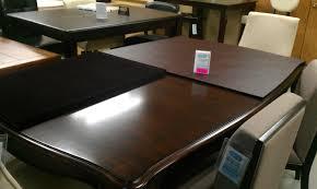 Custom Wood Dining Room Tables Table Custom Dining Room Dining Table Pad Open Detail Table Custom