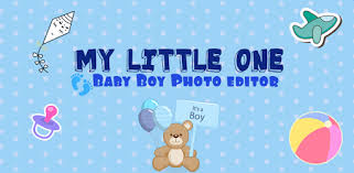 Малыш Редактор Фото | My Little <b>Baby Boy</b>