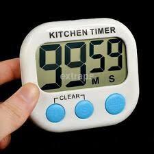 <b>Kitchen Digital Timers</b> for sale   eBay