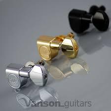 6 x <b>NEW Wilkinson WJ07</b> EZ LOK Tuners for Stratocaster Telecaster ...