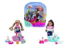 Купить <b>Кукла SIMBA Еви</b> с домашними животными в METRO ...