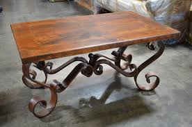 Iron Coffee Tables Wrought Iron Coffee Tables