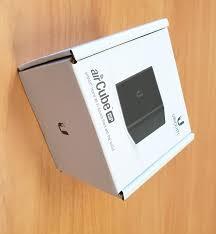 Обзор <b>роутера</b>/точки доступа <b>Ubiquiti airCube</b> ISP.