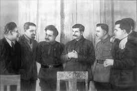 Image result for lenin and stalin