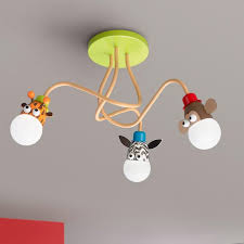 ceiling light baby lights nursery home ceilings lighting for kids room white circular led animals zebra baby room lighting ceiling